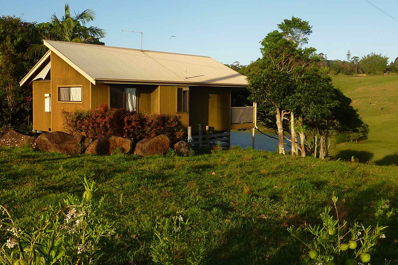 6 Cottage Accommodation Byron Bay