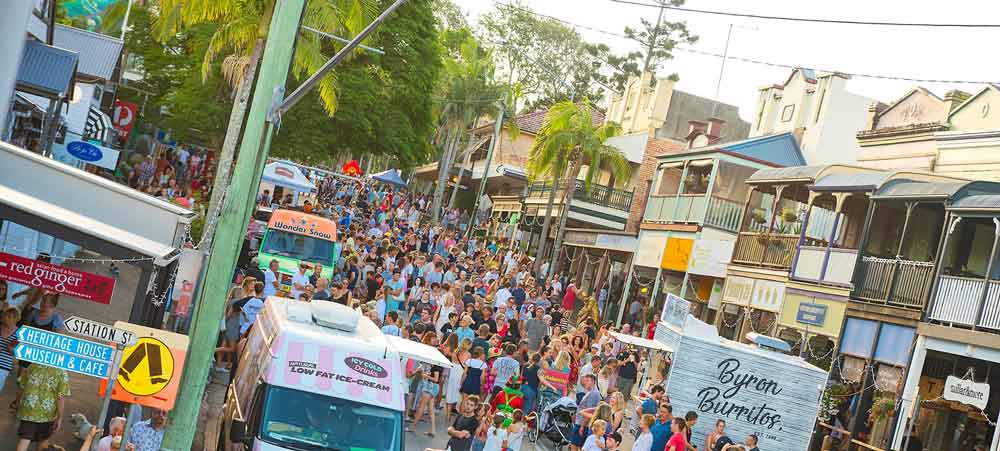 Bangalow Christmas Eve Festival
